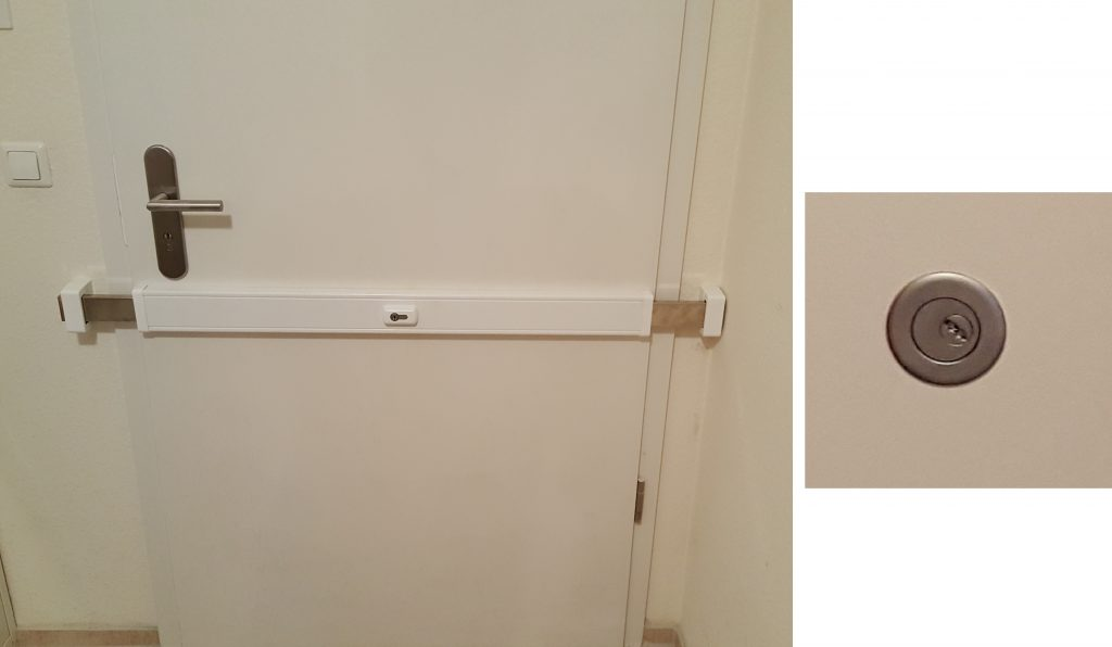 panzerriegel querriegel inkl einbau f r in berlin albert. Black Bedroom Furniture Sets. Home Design Ideas